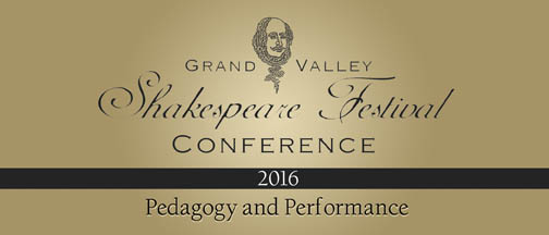 2016 Pedagogy and Performance Conference Banner